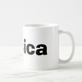 ジェシカ コーヒーマグカップ