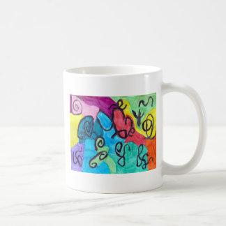 ジェシカBartolome コーヒーマグカップ