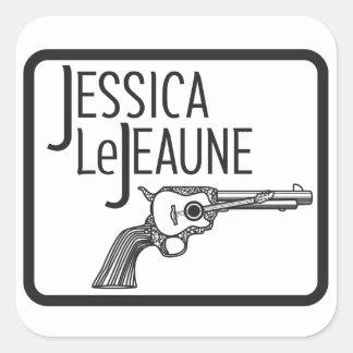 ジェシカLe Jeaune Sticker スクエアシール