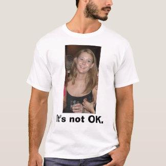 ジェシカMorrow氏 Tシャツ