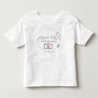 ジェシカRestelの写真撮影の幼児のジャージーのTシャツ トドラーTシャツ