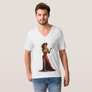 ジェシカRogger Tシャツ