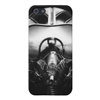 ジェット戦闘機の飛行士 iPhone 5 カバー