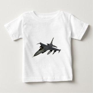 ジェット戦闘機 ベビーTシャツ