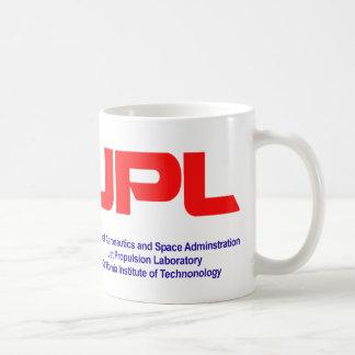 ジェット推進の実験室 コーヒーマグカップ