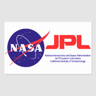 ジェット推進の実験室 長方形シール