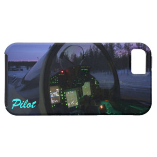 ジェット機操縦士 iPhone 5 CASE