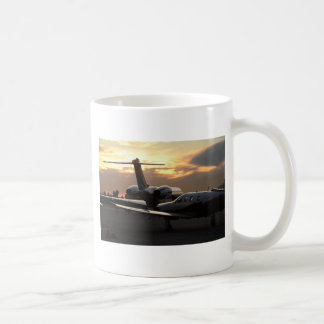 ジェット機 コーヒーマグカップ