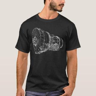 ジェット・エンジン Tシャツ