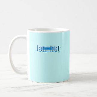 ジェニファーのコーヒー・マグ コーヒーマグカップ
