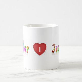 ジェニファー コーヒーマグカップ