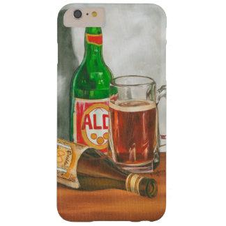 ジェニファーGoldberger著ビールが付いている静物画 Barely There iPhone 6 Plus ケース
