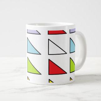 ジェニファーShao著ジャンボマグの芸術 ジャンボコーヒーマグカップ