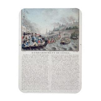 ジェノアジーンBaptiが刻む1684年の衝突 マグネット