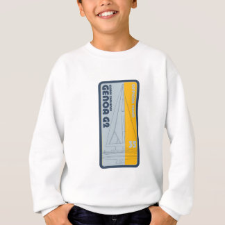 ジェノア スウェットシャツ