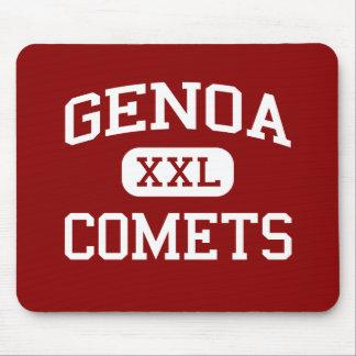 ジェノア-彗星-区域の高等学校-ジェノアオハイオ州 マウスパッド