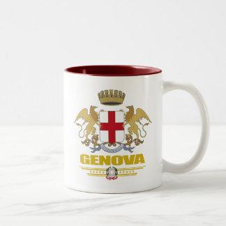 ジェノバ(ジェノア) ツートーンマグカップ