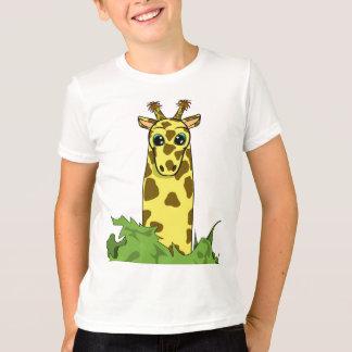 ジェフのキリン Tシャツ