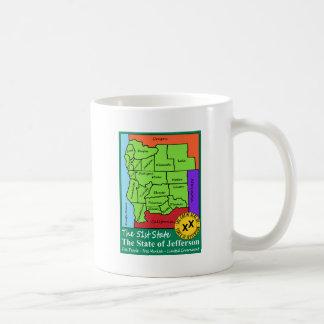 ジェファーソンの州 コーヒーマグカップ
