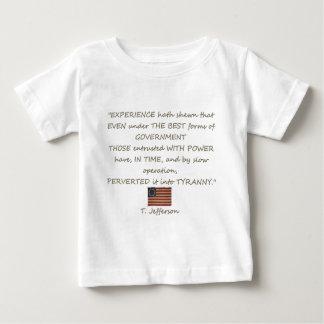 ジェファーソンの見通し ベビーTシャツ