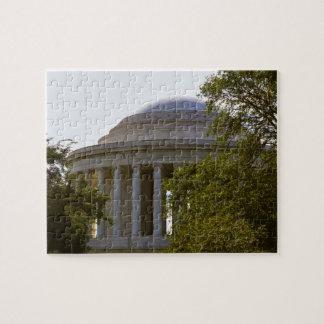 ジェファーソンの記念のパズル ジグソーパズル