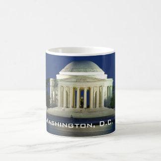 ジェファーソンの記念物のマグ コーヒーマグカップ