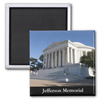 ジェファーソンの記念物 マグネット