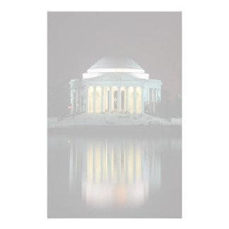 ジェファーソンの記念物 便箋