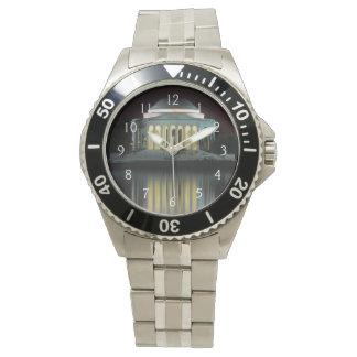 ジェファーソンの記念物 腕時計