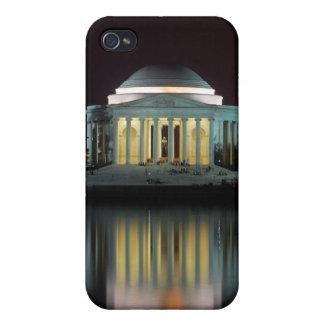 ジェファーソンの記念物 iPhone 4 CASE