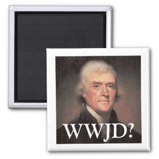 ジェファーソンは何をしますか。 マグネット