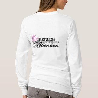 ジェファーソン何がWWJDするためにか。 AmrAprl HoodieTee Tシャツ