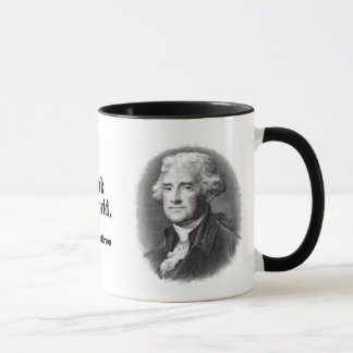 ジェファーソン-コーヒー マグカップ