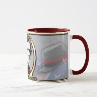 ジェファーソン・デイヴィスの内戦 マグカップ