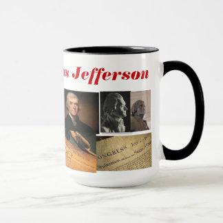ジェファーソン マグカップ