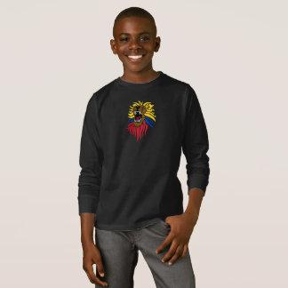 ジェファーソンDのライオンのTシャツ Tシャツ