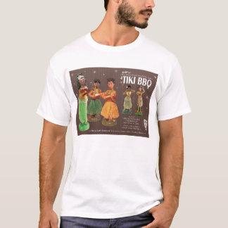 ジェフ27 BdayTiki BBQ Tシャツ