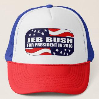 ジェブ・ブッシュの大統領2016年 キャップ