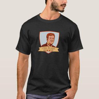 ジェブ・ブッシュの大統領2016盾 Tシャツ
