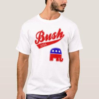 ジェブ・ブッシュ2016の共和党員 Tシャツ