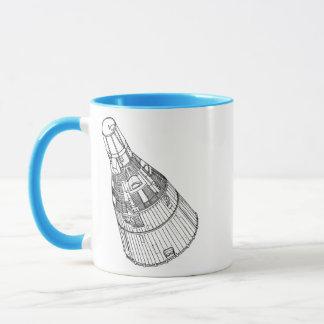 ジェミニカプセル マグカップ