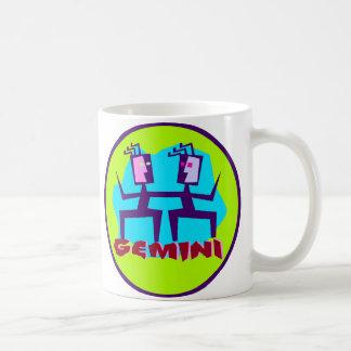 ジェミニバッジ コーヒーマグカップ