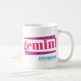 ジェミニピンク コーヒーマグカップ