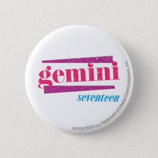 ジェミニピンク 缶バッジ