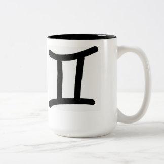 ジェミニマグ ツートーンマグカップ