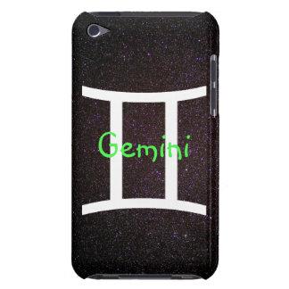 ジェミニ双生児の電話箱のための占星術の記号 Case-Mate iPod TOUCH ケース
