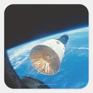 ジェミニ宇宙カプセル スクエアシール
