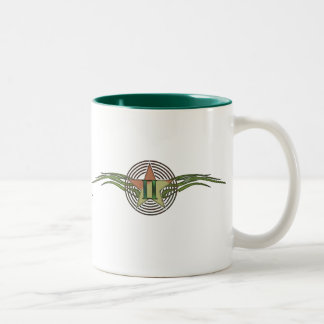 ジェミニ星 ツートーンマグカップ