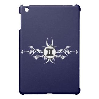 ジェミニ種族の暗いiPad Miniケース iPad Miniケース