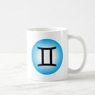 ジェミニ記号 コーヒーマグカップ